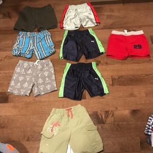 8 shorts for 18 months old